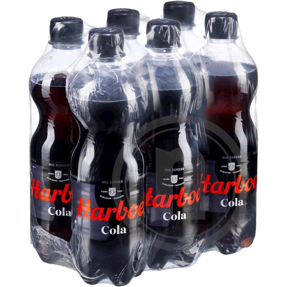 Cola 0% sukker fra Harboe – køb online hos nemlig.com