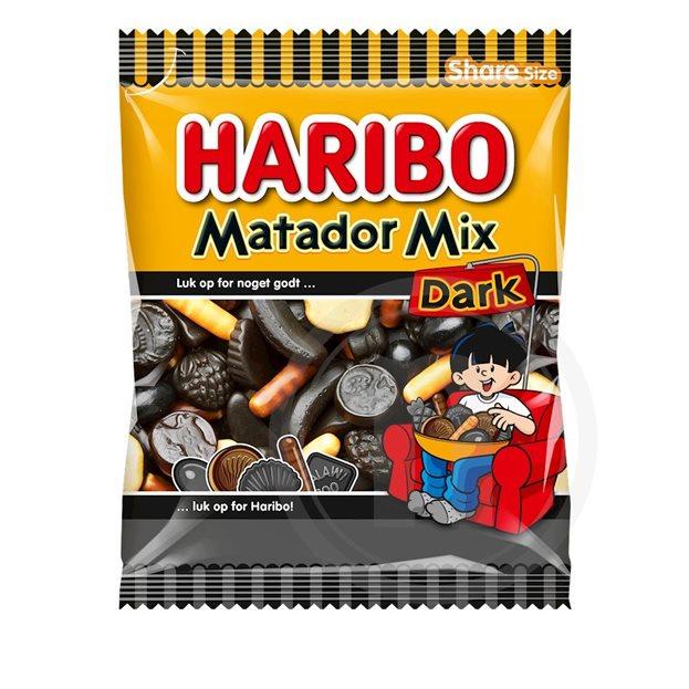 Efterstræbte Matador mix dark fra Haribo – køb online hos nemlig.com JH-77