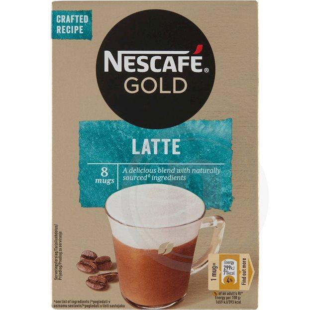 kaffe latte pulver