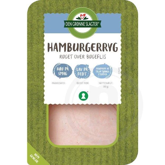 Røget Hamburgerryg Fra Den Grønne Slagter Køb Online Hos Nemligcom